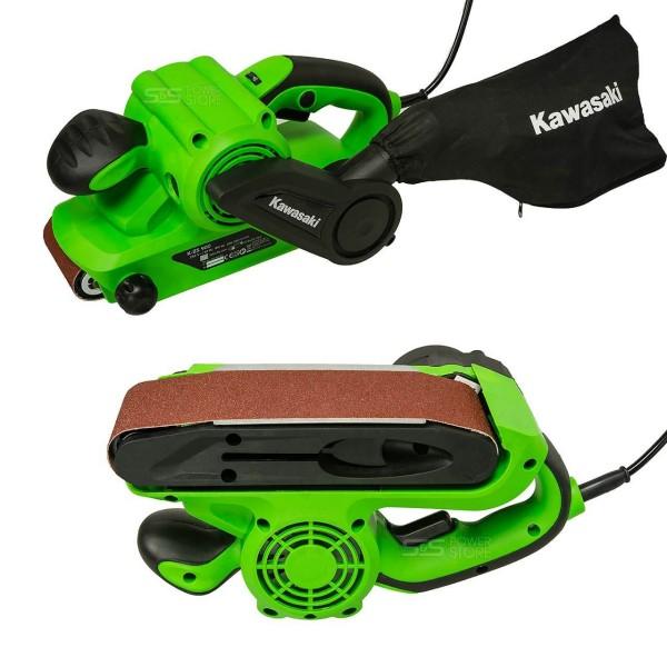 Bandschleifer-K-BS-900-Kawasaki-Bandschleifgeraet-Stationaer-810-W-603010300