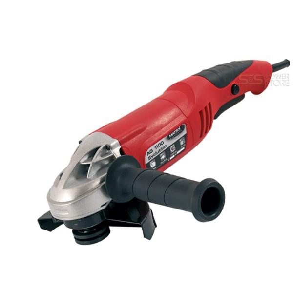 Matrix-AG-1100-Winkelschleifer-Trennschleifer-1100-Watt-Scheibe-125-mm-Angebot