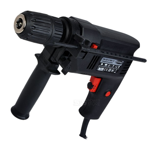 Matrix-Schlagbohrmaschine-EM-ED-E-500-13-Bohrmaschine-schwarz-120100050